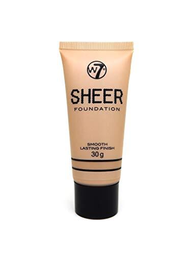 W7 | Foundation | SHEER FOUNDATION TUBE TRUE BEIGE