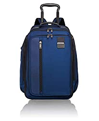 tumi merge best carry on wheeled backpack for travel