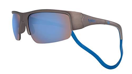 Slastik Gafas de sol Swing Foogy Lake. Clip frontal para apertura, Varillas adaptables.