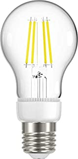 Bombilla LED Inteligente Prolight E27 Blanco cálido, 8W, Compatible con Alexa y Google Home