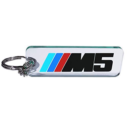 M5 5er Schlüsselanhänger E34 E39 E60 F10 F90 Tuning