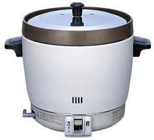 リンナイ(Rinnai) 業務用ガス炊飯器 2升用 普及タイプ ゴム管接続/直径9.5mm プロパンガス用 RR-20SF2(A)