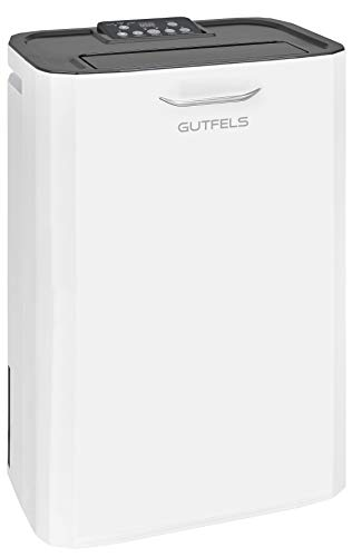 GUTFELS LE 60933 we Niedrig-Temperatur Adsorptions-Luftentfeuchter, Weiß