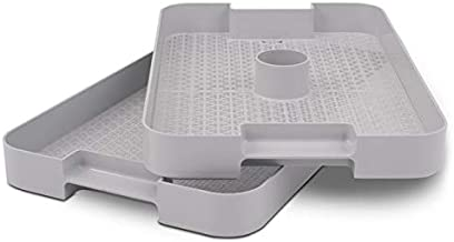 L'Equip Two Deep Replacement Trays For FilterPro Dehydrator P535
