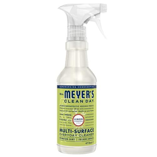 Mrs. Meyers Clean Day, All Purpose Cleaner Spray, Lemon Verbena, 473 ml