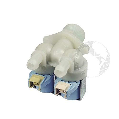 Elettrovalvola per ingresso acqua lavatrice (Originale Beko) codice: 2901250300 2906870200