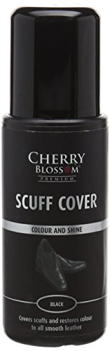 Cherry Blossom Black Scuff Cover Homme Cirage Noir ONE SIZE