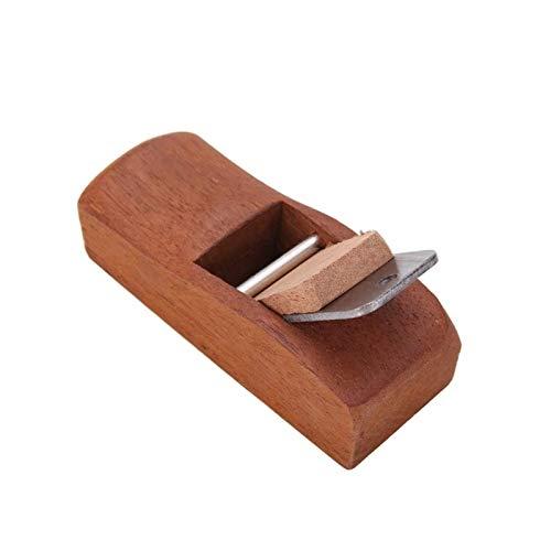 Herramientas Mini carpintería cepilladora herramienta de mano plana la parte inferior plano...