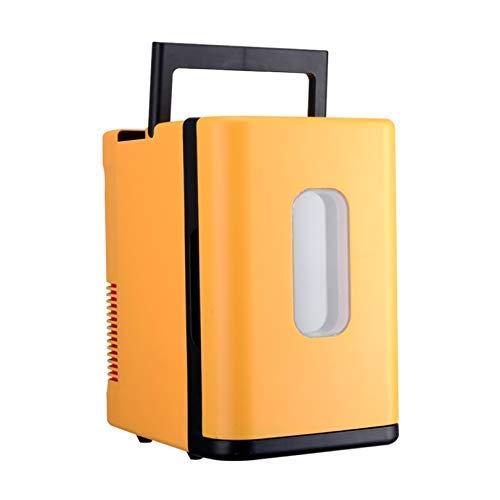 FEOPW Refrigerador portátil, de 10 litros sin Ruidos, Gran Nevera a Gas para Camping