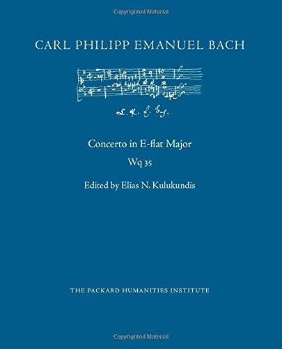 Concerto in E-flat Major, Wq 35 (CPEB:CW Offprints)