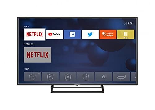 """Smart Tech 40"""" FHD Smart TV, Netflix&Youtube&Prime Video"""
