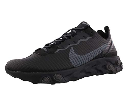 Nike React Element 55 Premium Negro Ci3835-002, (Negro ), 40 EU