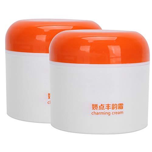 50g X 2 Pieces Breast Cream, Breast Enlargement Cream, Cream to Improve Breast Massage Moisturizing Cream for Breast Enlargement