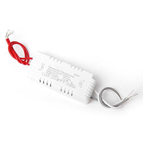 Lopbinte Transformador electronico, 220 V-240 V, halogeno, 60 W, 12 V