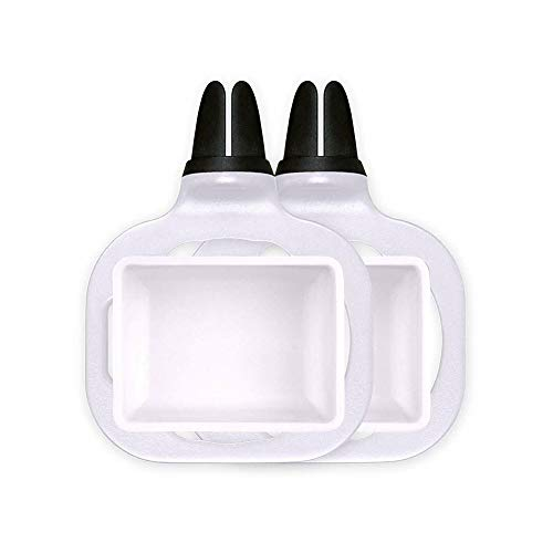 AMEOY 2Pcs Saucem Dip Clip in-car Sauce Holder for Ketchup Dipping Sauces