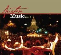 Audio CD Austin Music Vol. 6 Book