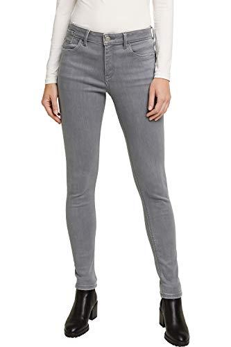 ESPRIT Damen 080EE1B335 Jeans, 922/GREY MEDIUM WASH, 31W / 32L