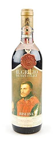 Wein 1974 Chianti Classico Riserva Il Grigio San Felice