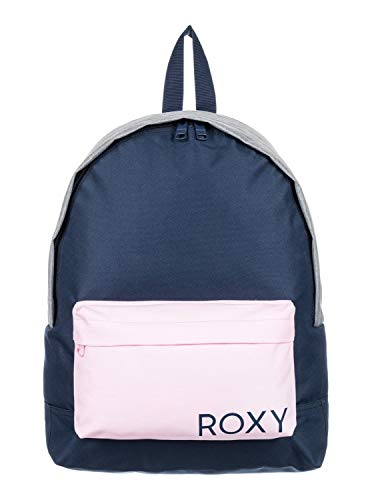 Roxy Sugar Baby ERJBP04255 - Zaino piccolo da donna, 16 l, Viola (blu (Mood Indigo)), Taglia unica
