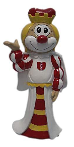 Unbekannt FIG Clown Sammelfigur Die Schmitzens`, Polyresin, handbemalt, 20 cm