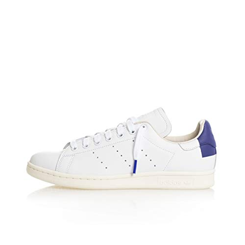 adidas Sneakers Uomo Stan Smith EE5783 (40 2-3 - FTWR White-Energy Ink F17-OFF White)
