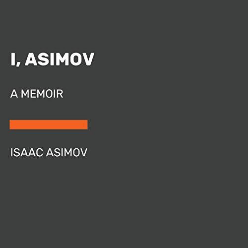 I, Asimov cover art