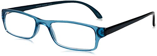 I NEED YOU Lesebrille Action SPH: 2,00 Farbe: blau-kristall, 1 Stück