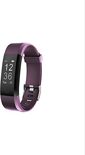 Tracker Fitness Boost Toksum 2 fitness Control de actividad inteligente pulsera de reloj pulsera usable podómetro con Sleep Heart Rate Monitor GPS for los niños, mujeres y hombres Rastreador de fitne