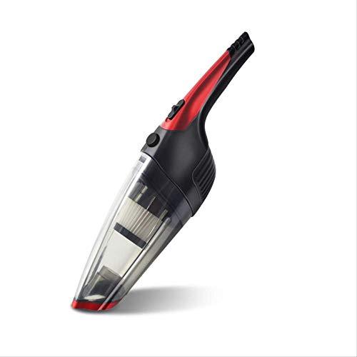 Saddpa Handstofzuiger, 50W, 4500Pa, krachtige draagbare oplaadbare handstofzuiger met cycloonzuiger, lithium-stofzuiger voor huis en auto A