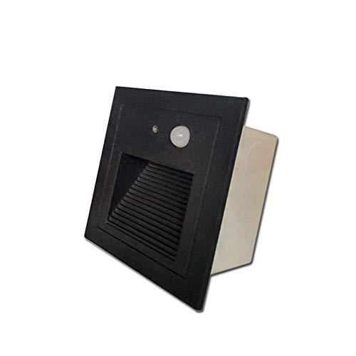 Iluminacion Escalera Luces Para Escaleras Ip65 Detector De Movimiento Pir A Prueba...