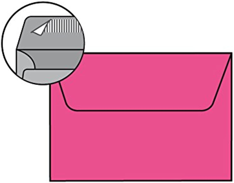 Rössler Papier - - - - Paperado-Haftklebeumschlag C6 m. Sf, Fuchsia B07CX821P2 | Zart  319a18