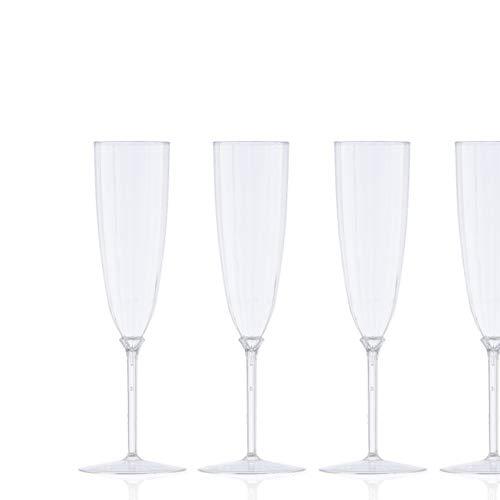 Reviews de Copas achatadas de champán . 10