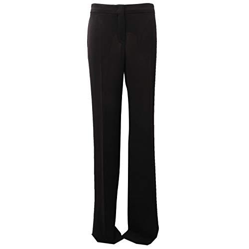 MaxMara Pantalone Donna Studio Black Trouser Woman [46]