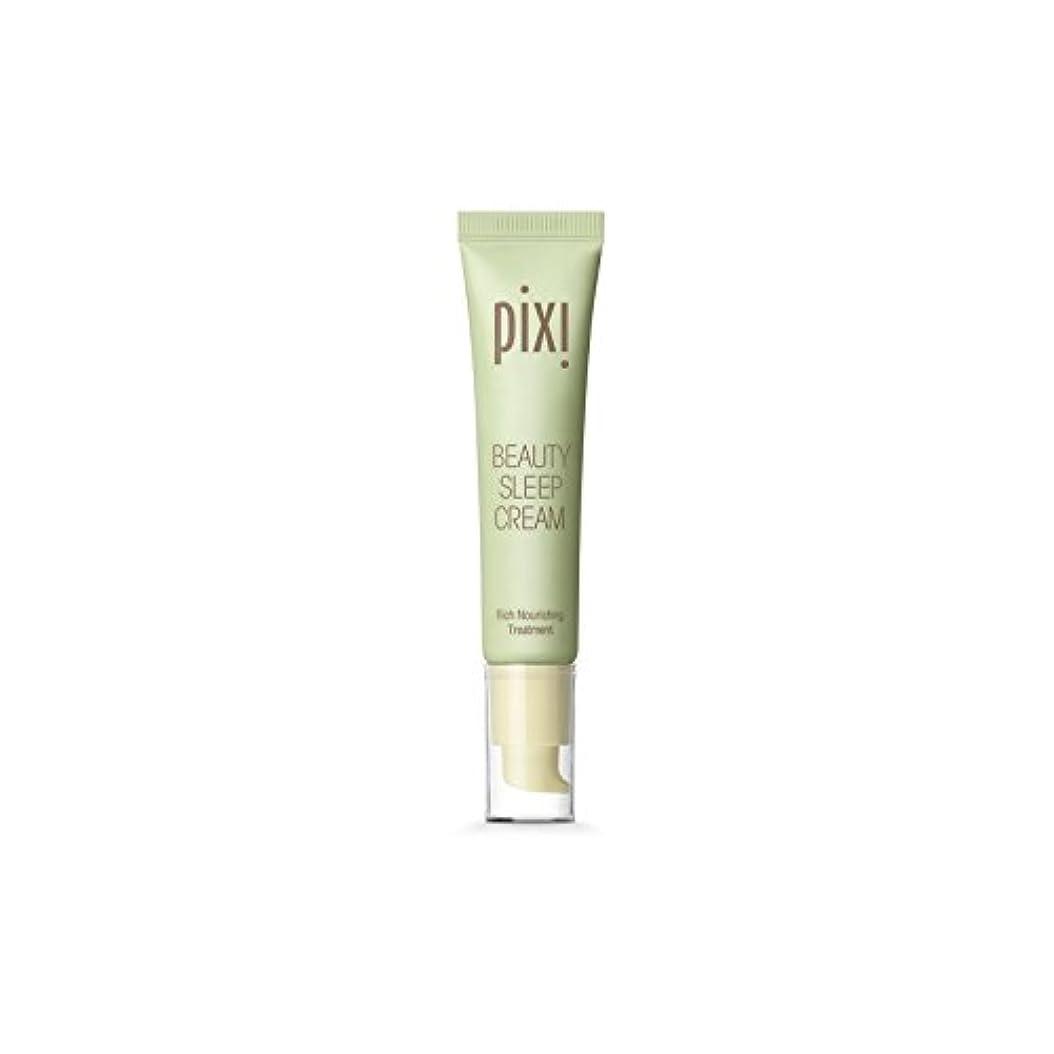 クランプ進捗留まる美しさの睡眠クリーム x4 - Pixi Beauty Sleep Cream (Pack of 4) [並行輸入品]