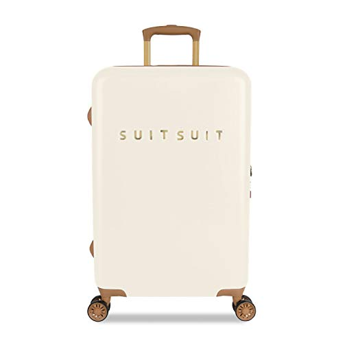 SUITSUIT - Fab Seventies - Reiskoffer - 66 cm - Antique White