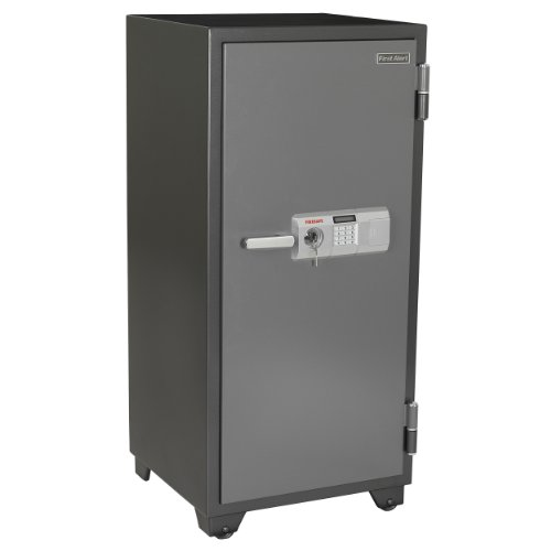 Hot Sale First Alert 2702DF 2 Hour Steel Fire Safe with Digital Lock, 5.91 Cubic Foot, Gray