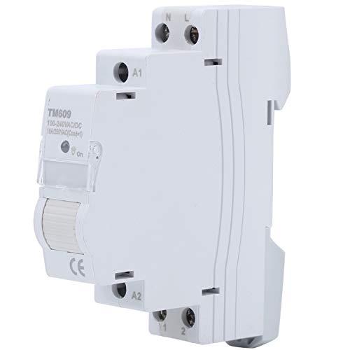 TM609 WiFi Smart Timer Smart Remote APP Drahtlose Fernbedienung Kunststoff Industriebedarf 100-240 V 16A