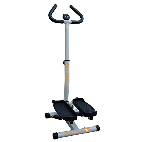 GETFIT Barstep Side Stepper con manico
