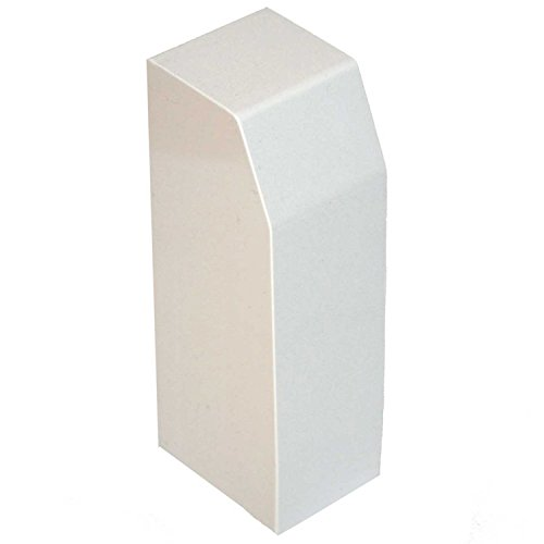 NeatHeat Baseboard Heat Cover Left End Cap
