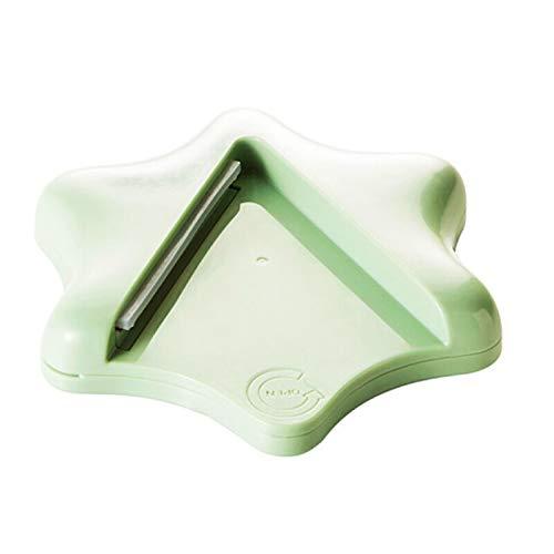 SVNA Multifunktionaler Dosenöffner, manueller arbeitssparender Selbstklebender Flaschenöffner Tragbarer Schraubverschluss für Küche und Haushalt (Color : Green)