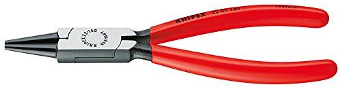 KNIPEX Alicate de boca redonda (160 mm) 22 01 160