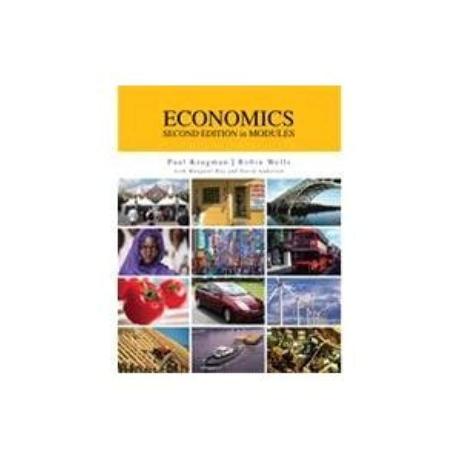 Economics in Modules 2nd (Second) Edition