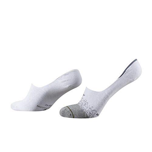 TOM TAILOR Herren Sneaker 2er pack im Gradient Design schwarz, Size:43-46, Farben:grey melange
