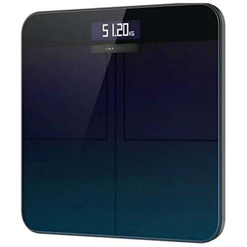 Amazfit D2003EU1N báscula de baño Báscula personal electrónica Plaza Azul