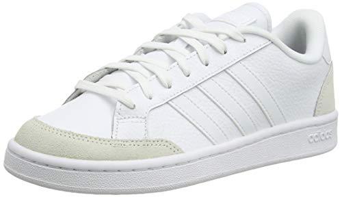 adidas Grand Court Se, Chaussures de Tennis Homme, FTW Bla FTW Bla Griorb, 46 EU