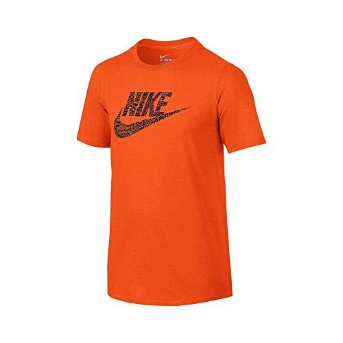 Nike CTN Play Sketch Yth–Safety Orange, arancione fluo, XL