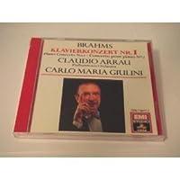 Claudio Arrau plays Brahms Piano Concert No. 1 (EMI)