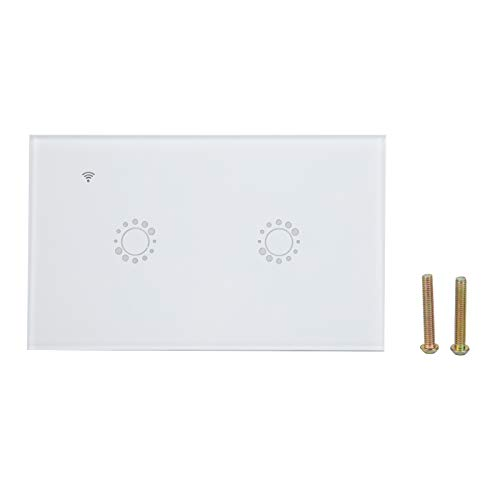 Interruptor inteligente, interruptor táctil inteligente duradero Control remoto inteligente para hogares para oficinas para restaurantes