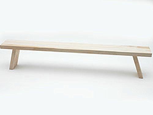 Schwibbogenuntersatz aus Holz Lichterbogenuntersatz Fensterbank ca 60cm mit Kappbaren Füßen