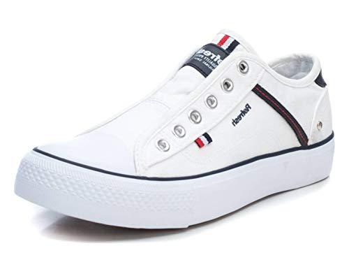REFRESH Zapatilla Autoclave REF069404 para Hombre Blanco 42